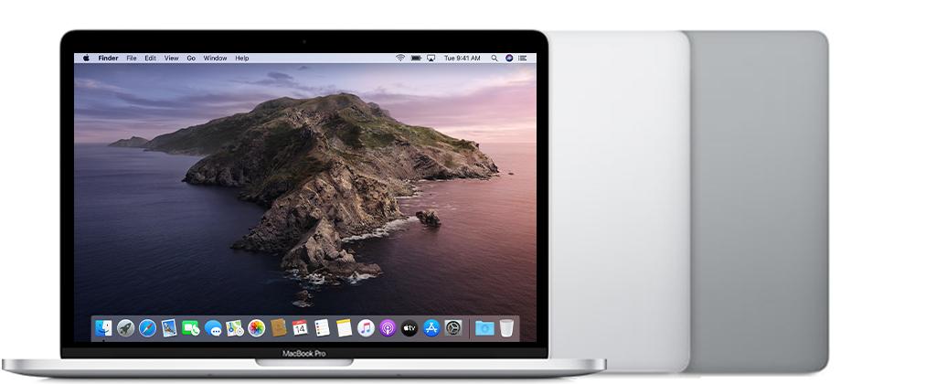 macbook pro 2020 colour options